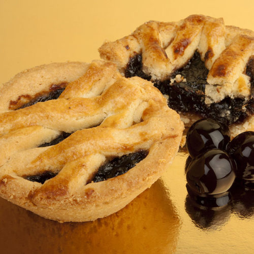 crostatine mirtilli pasticceria dentoni